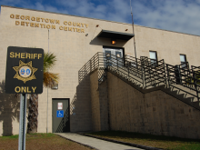 Georgetown county detention center building